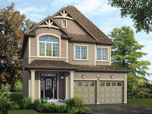 The Willow - Style C / 2215 sq.ft.