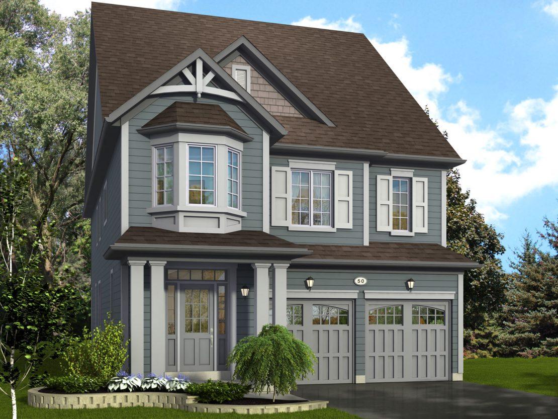 The Glenwood - Style C / 2570 sq.ft.