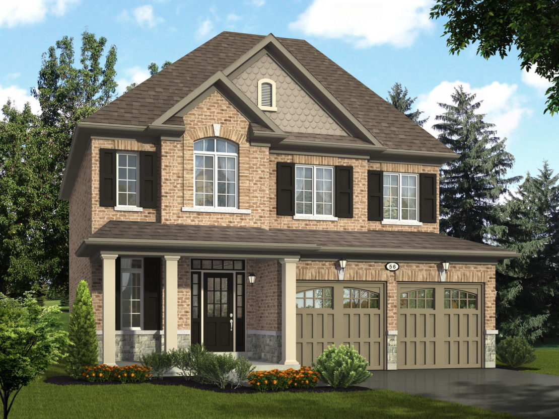 The Sutton - Style A / 2480 sq.ft.